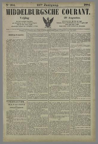 Middelburgsche Courant 1884-08-29