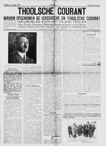 Ierseksche en Thoolsche Courant 1944-04-21