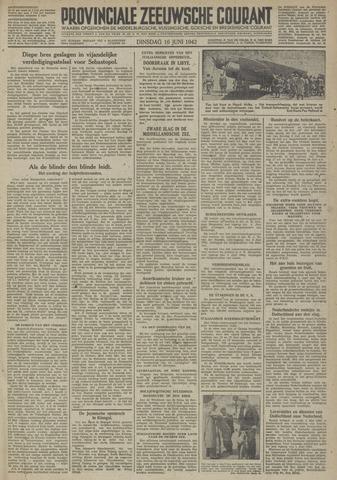 Provinciale Zeeuwse Courant 1942-06-16