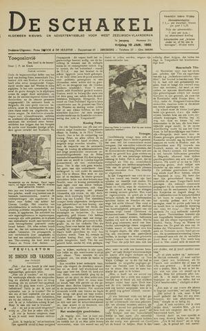 De Schakel 1951-01-19