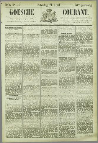 Goessche Courant 1906-04-21
