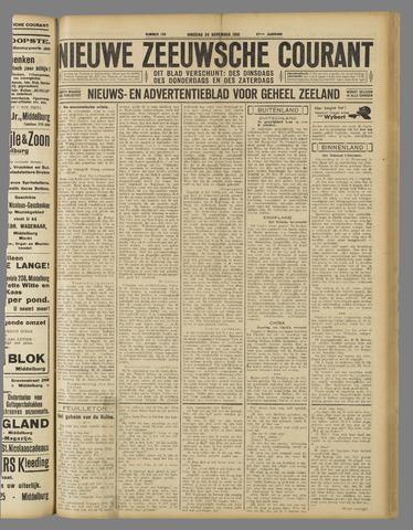Nieuwe Zeeuwsche Courant 1931-11-24