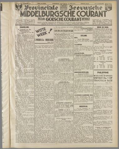 Middelburgsche Courant 1934-07-18