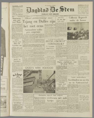 de Stem 1958-10-23