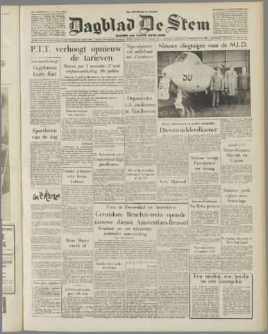 de Stem 1957-09-19