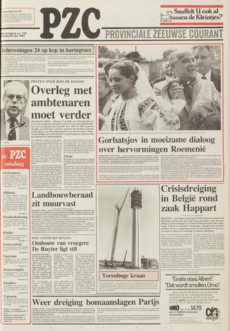Provinciale Zeeuwse Courant 1987-05-26
