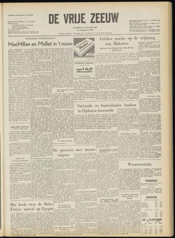 de Vrije Zeeuw 1957-03-30