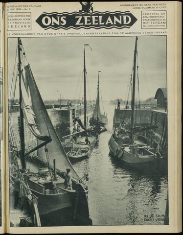 Ons Zeeland / Zeeuwsche editie 1932-07-22