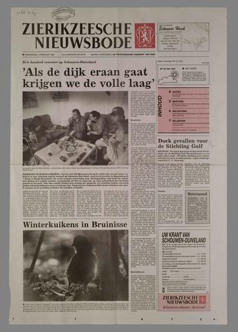 Zierikzeesche Nieuwsbode 1995-02-02