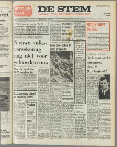 de Stem 1974-12-31