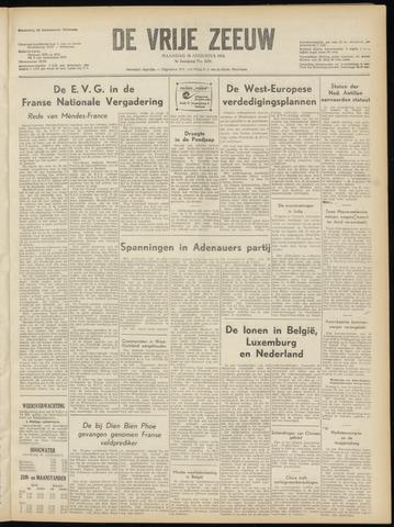 de Vrije Zeeuw 1954-08-30