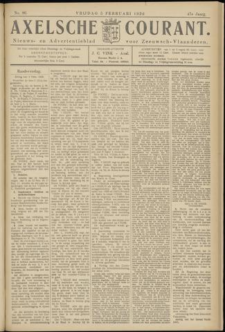Axelsche Courant 1932-02-05