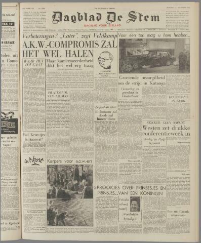 de Stem 1961-12-12