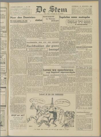 de Stem 1946-08-10