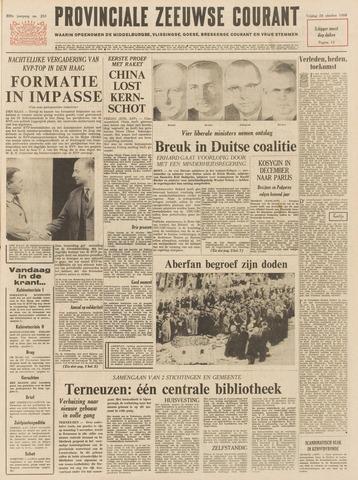 Provinciale Zeeuwse Courant 1966-10-28