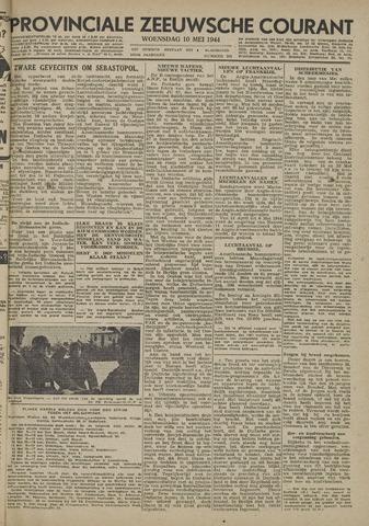Provinciale Zeeuwse Courant 1944-05-10