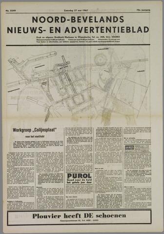 Noord-Bevelands Nieuws- en advertentieblad 1967-05-27