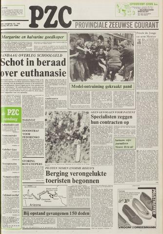 Provinciale Zeeuwse Courant 1986-06-20