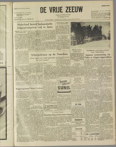 de Vrije Zeeuw 1962-02-02