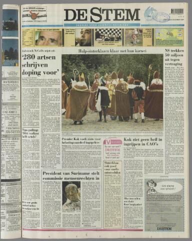 de Stem 1997-12-06