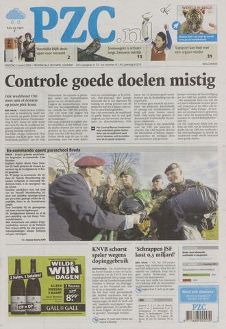 Provinciale Zeeuwse Courant 2009-03-03