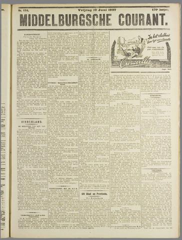 Middelburgsche Courant 1927-06-10
