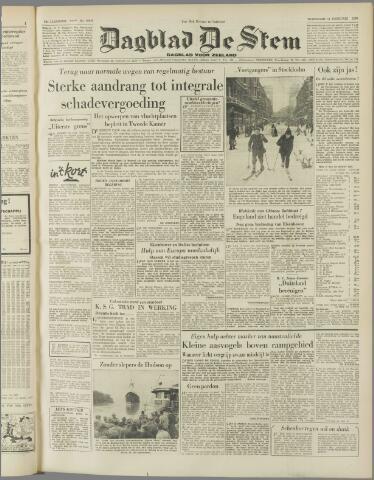 de Stem 1953-02-11