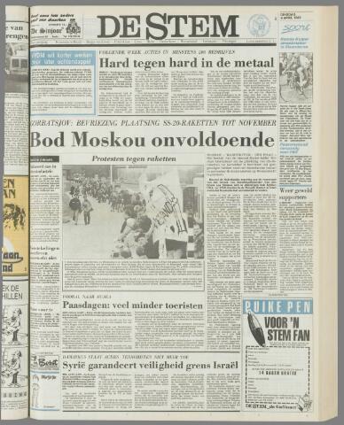 de Stem 1985-04-09