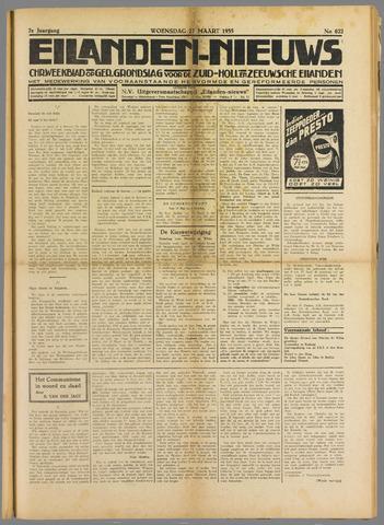 Eilanden-nieuws. Christelijk streekblad op gereformeerde grondslag 1935-03-27
