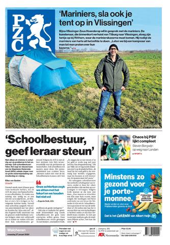 Provinciale Zeeuwse Courant 2020-01-27