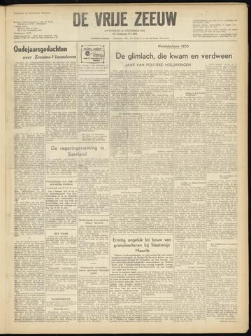 de Vrije Zeeuw 1955-12-31