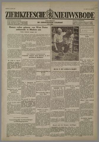 Zierikzeesche Nieuwsbode 1958-06-24