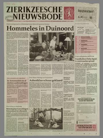 Zierikzeesche Nieuwsbode 1998-01-12