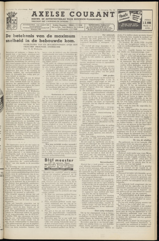 Axelsche Courant 1957-09-07