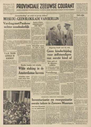 Provinciale Zeeuwse Courant 1961-06-29