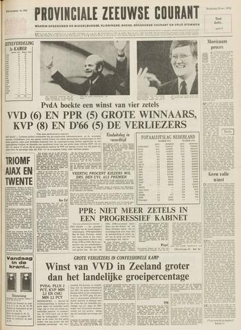 Provinciale Zeeuwse Courant 1972-11-30