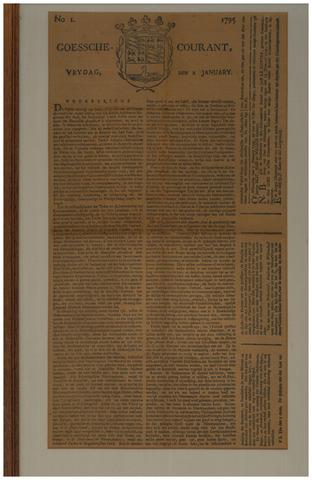 Goessche Courant 1795