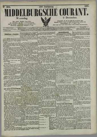 Middelburgsche Courant 1891-12-02