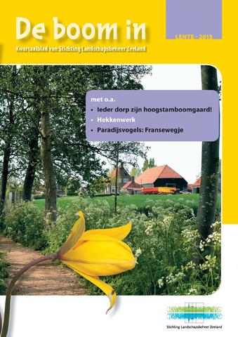Landschapsbeheer Zeeland - de Boom in 2015-03-21