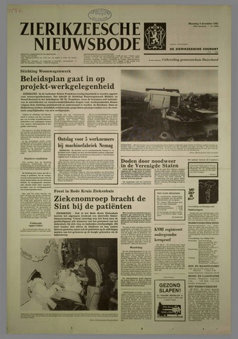 Zierikzeesche Nieuwsbode 1982-12-06