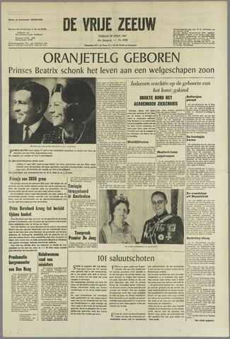 de Vrije Zeeuw 1967-04-28