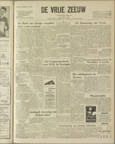 de Vrije Zeeuw 1959-04-22