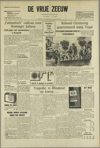 de Vrije Zeeuw 1965-10-13