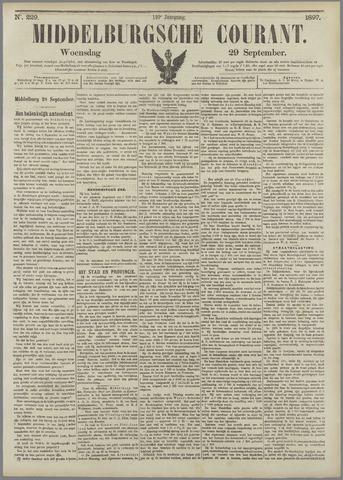 Middelburgsche Courant 1897-09-29