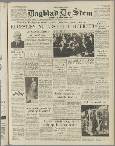 de Stem 1958-03-28