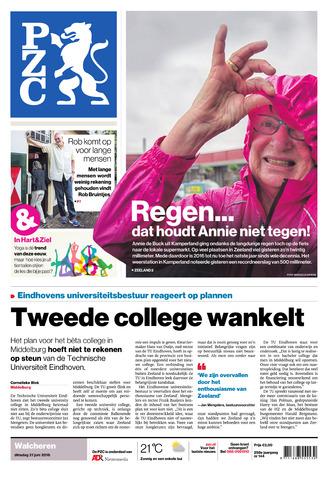 Provinciale Zeeuwse Courant 2016-06-21