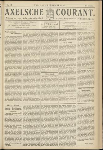 Axelsche Courant 1927-02-04