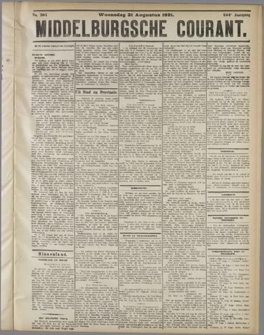 Middelburgsche Courant 1921-08-31