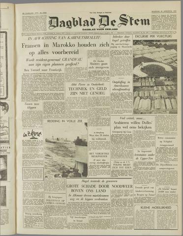 de Stem 1955-08-29