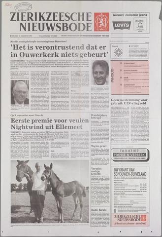 Zierikzeesche Nieuwsbode 1995-08-18